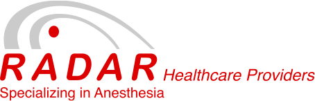 RADAR Healthcare Providers